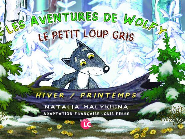 Natalia Malikhina. Adaptation française Louis Ferréon française